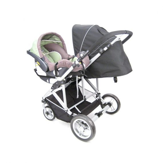 Stroll-Air-My-Duo-with-one-Chicco-Keyfit-(low)