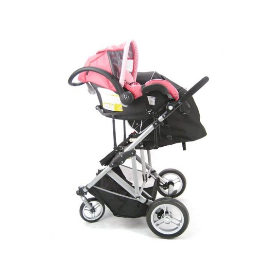 Stroll-Air-My-Duo-with-one-Maxi-Cosi-Mico
