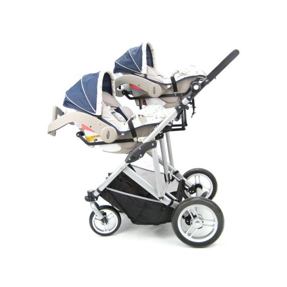 Stroll-Air-My-Duo-with-two-Evenflo
